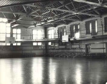 Butler Gym (1942)