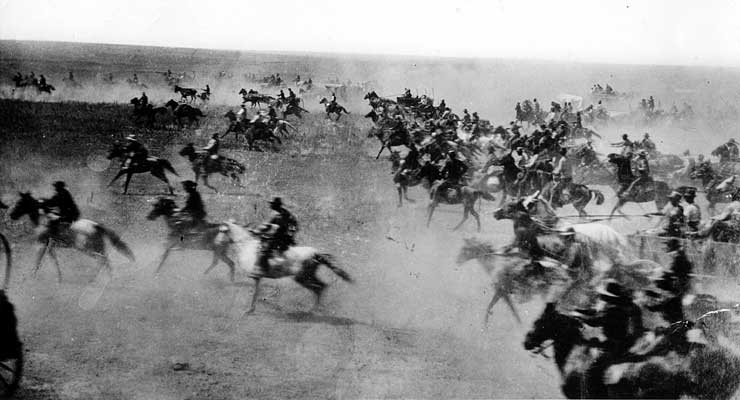 Kickapoo Land Run