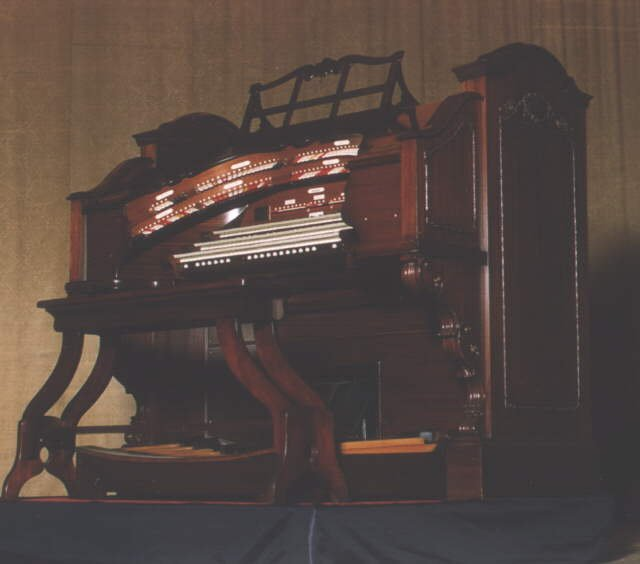 """The """"Mighty Wurlitzer"""" is the Coleman Theatre's original Wurlitzer pipe organ. Unlike church organs, the Wurlitzer contains various instruments within its base, allowing for a diversity of sound."""