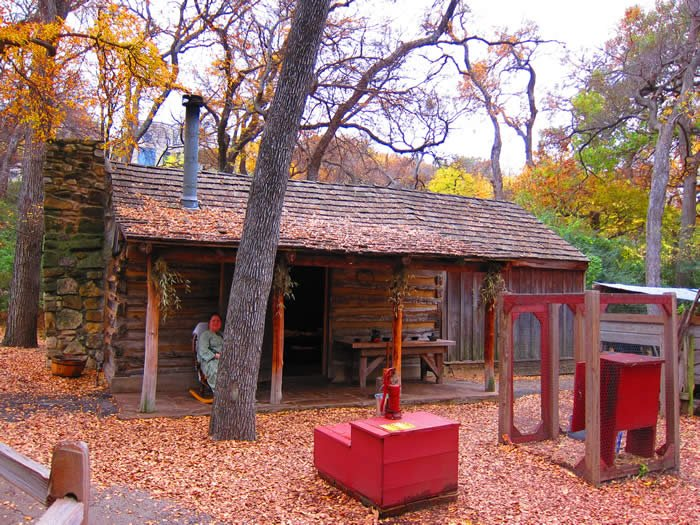 The Seela Cabin