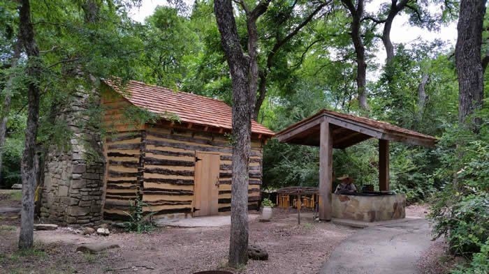 The Tompkins Cabin