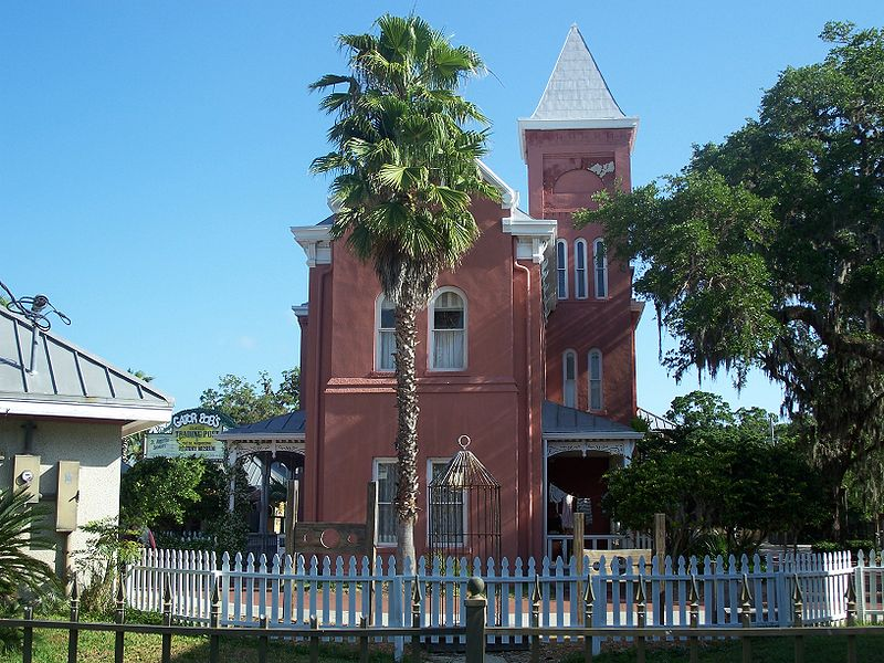 Old St. Johns County Jail