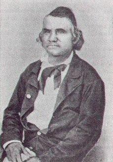 Confederate Brigadier General Stand Watie