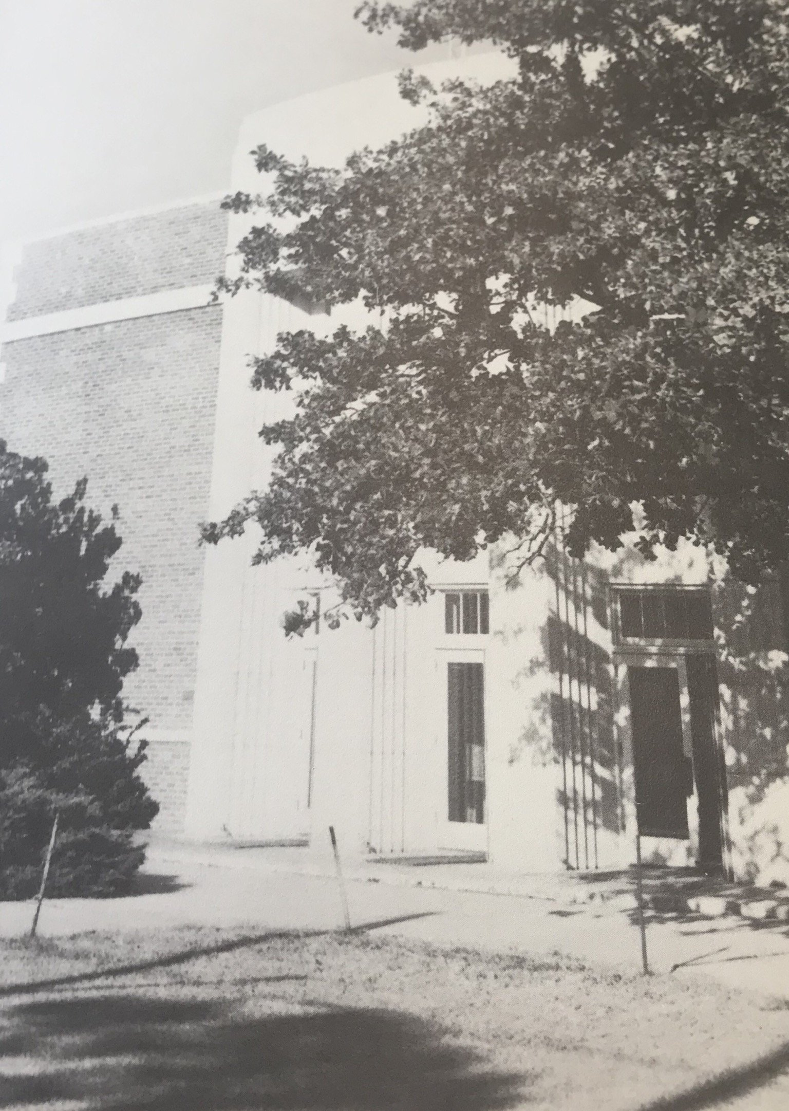 Student Union in 1947