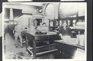 Bank interior (1920)