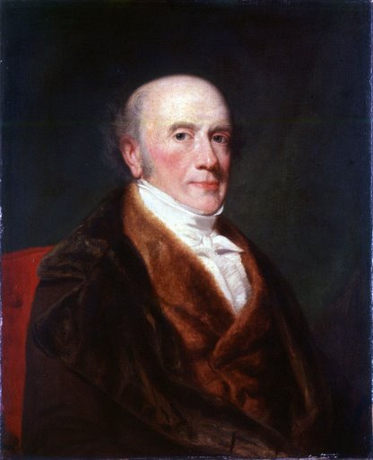 Portrait of Alexander Baring, 1st Baron of Ashburton
