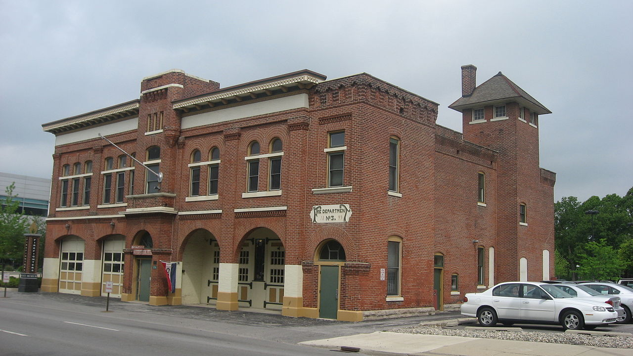 The Fort Wayne Firefighters Museum was founded in 1974 and his located in the historic Engine House No. 3.