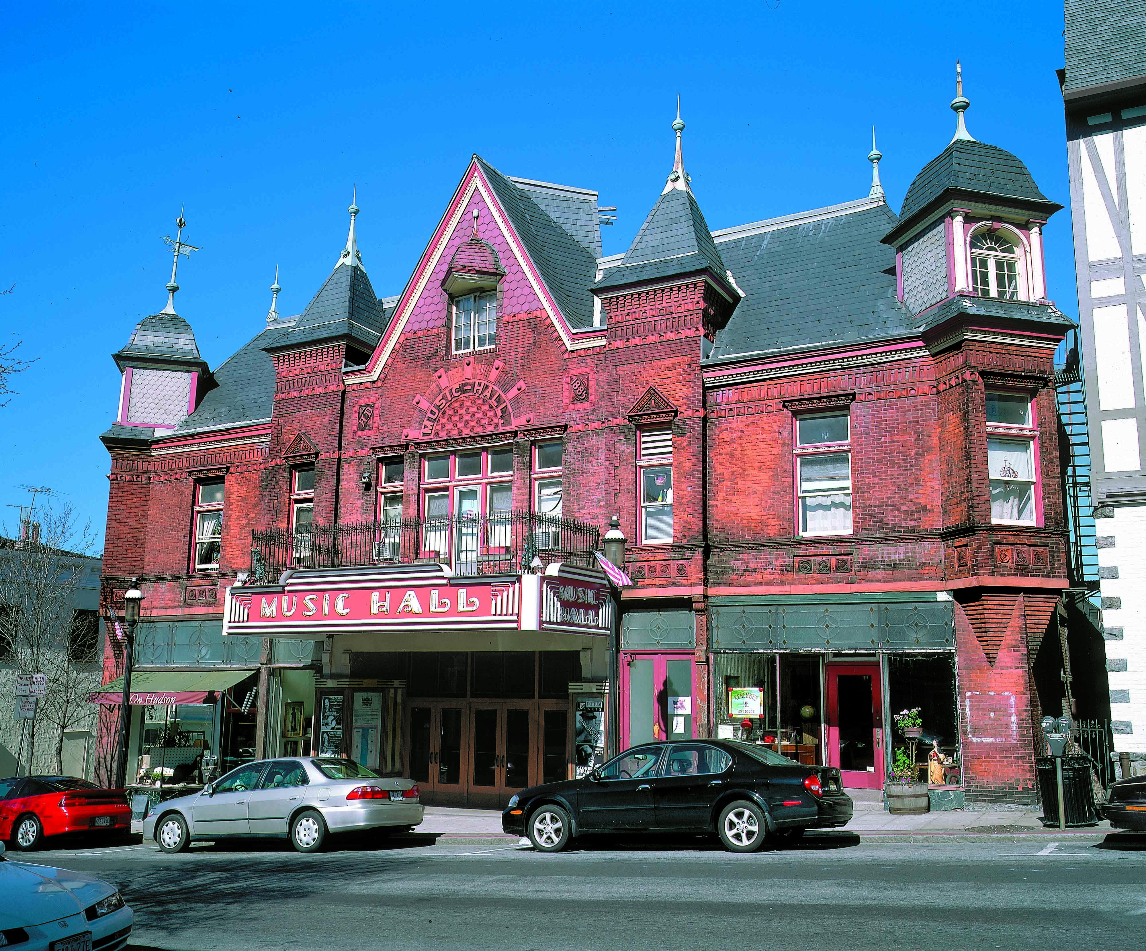 Tarrytown Music Hall.