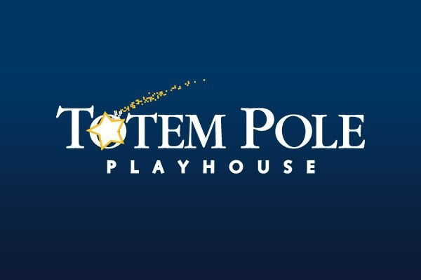 The logo for the Totem Pole Playhouse, as seen on the news page of the home website. [9]