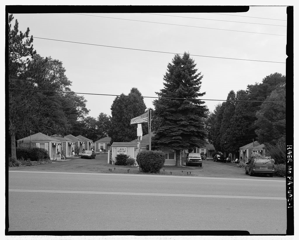 The Lincoln Motor Court is located along Route 30, between Schellsburg and Bedford, PA.