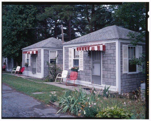 Although they have been slightly updated, the cabins have remained as similar to the original state as possible.