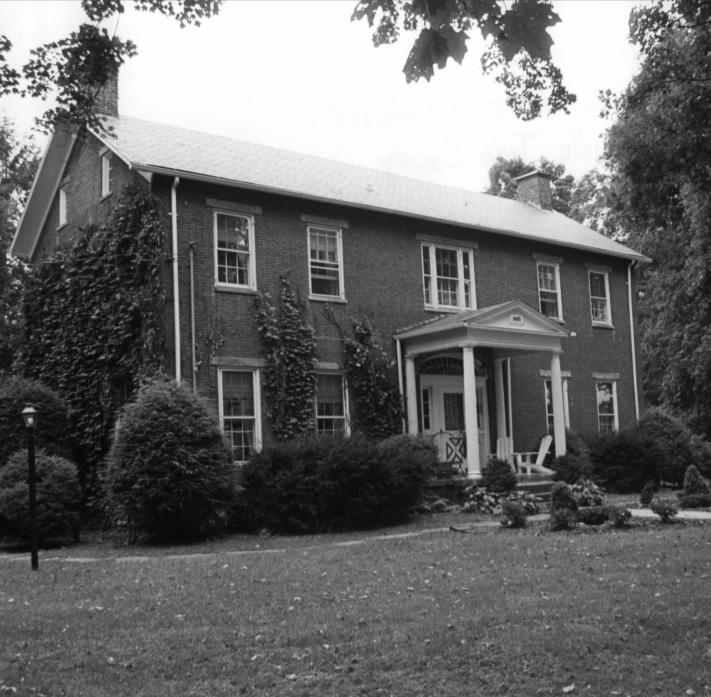 The Wells-Schaff House