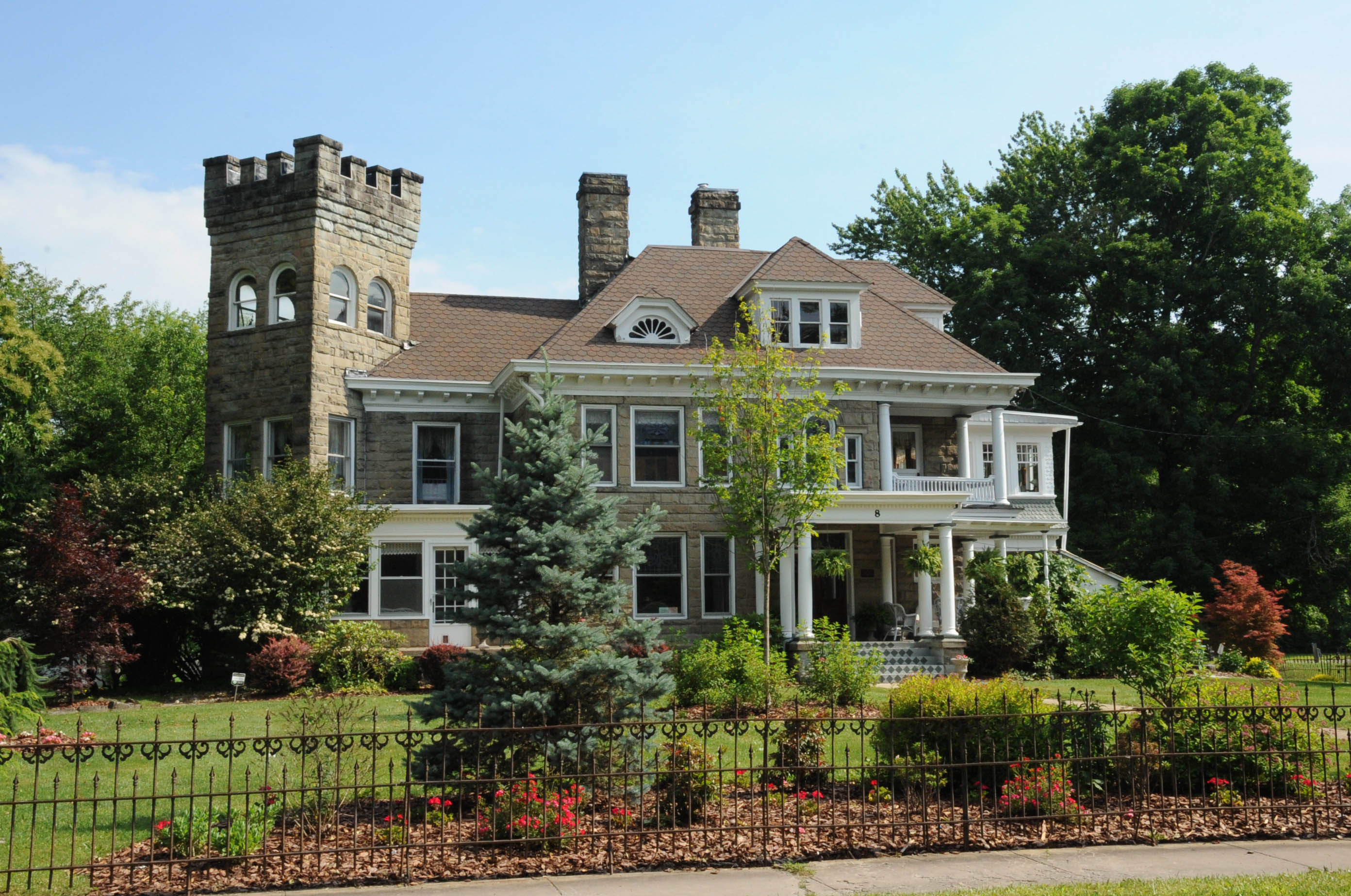 William Post Mansion in 2015