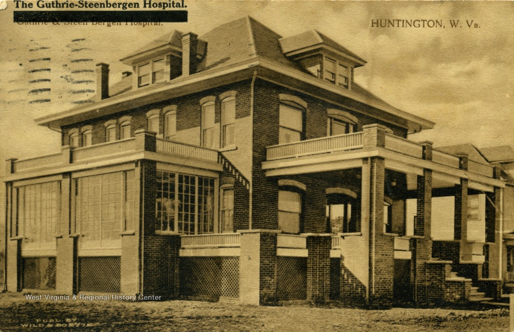 Guthrie-Steenbergen Hospital