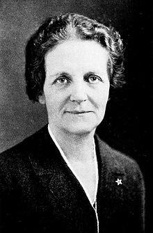 Ola Babcock Miller (1871-1937)