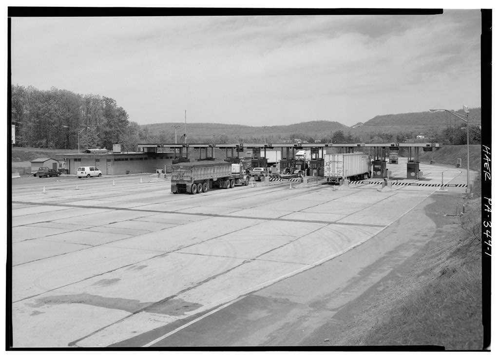 Over the years, the area of Breezewood began to experience the effects of the PA Turnpike, as the area was once completely rural