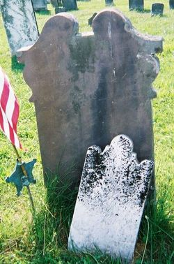 Gravesite of the Reverend Joseph Powell, first minister of Tonoloway Church. Courtesy of Find-A-Grave.