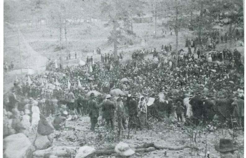 Centennial Celebration of the Battle of Kings Mountain