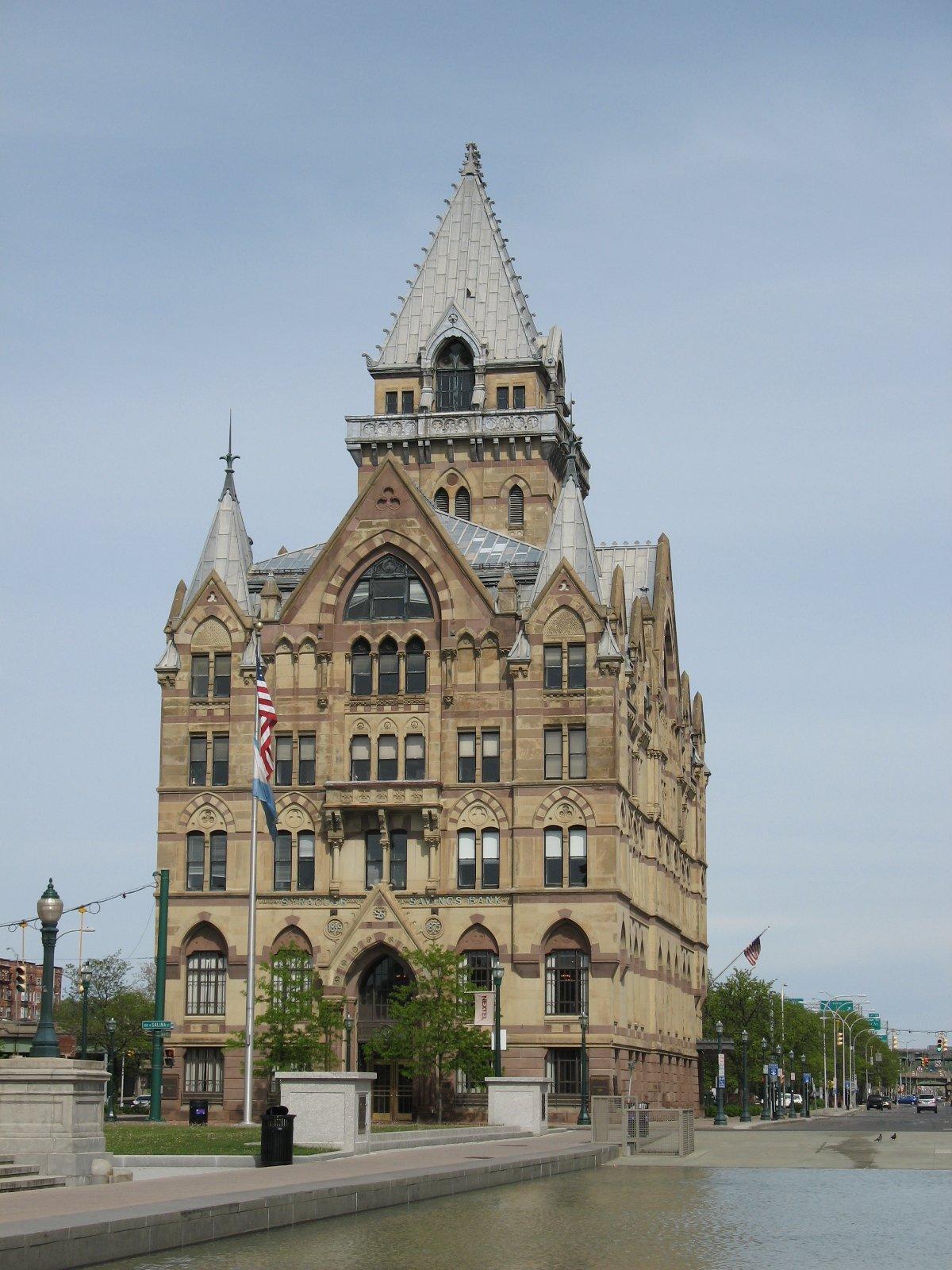 Syracuse Savings Bank Building