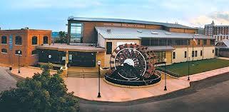 Mississippi River Museum and Aquarium opened in 2003.