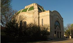 Rodef Shalom (View from Fifth Avenue)