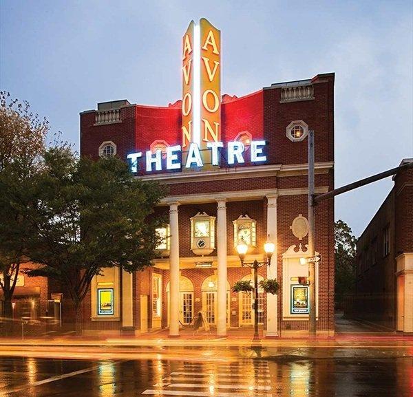 The Theatre in the Rain, Courtesy of CinemaTreasures.Org Creative Commons