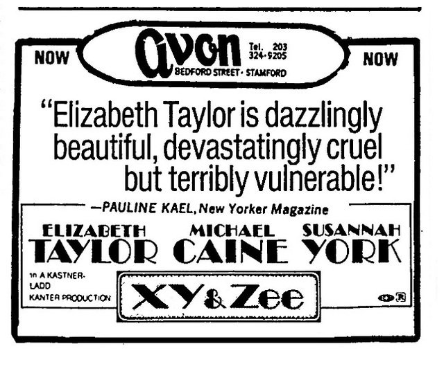 A Scan of an Avon Ticket, Courtesy of CinemaTreasures.Org Creative Commons