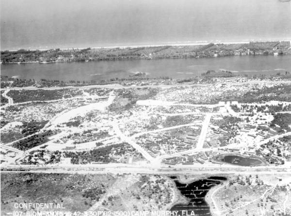 Aerial View of Camp Murphy
