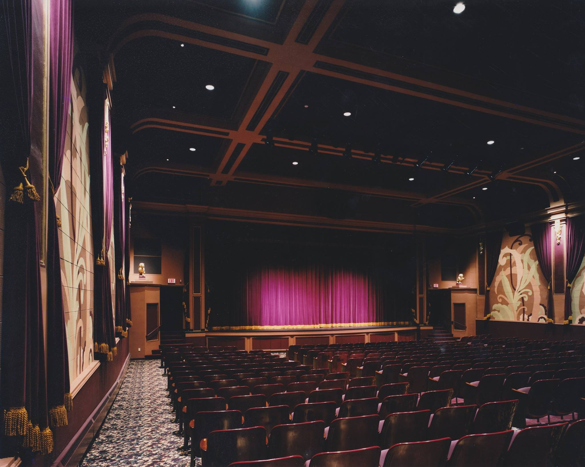 The Empire Arts Center main auditorium