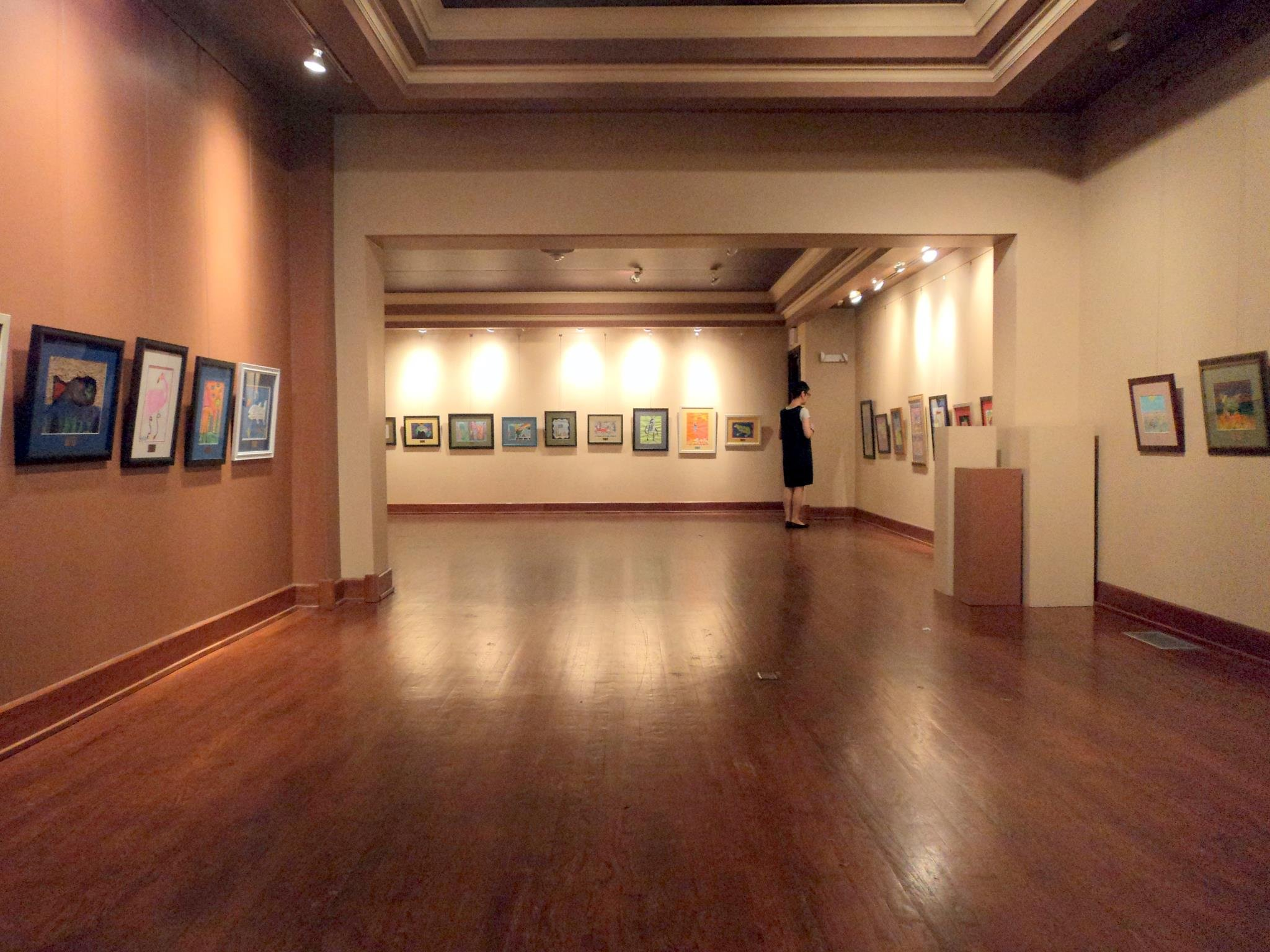 The Empire Arts Center gallery