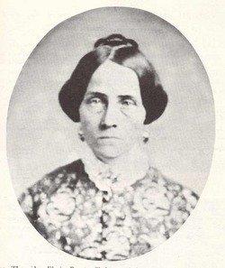 Elmira Royster Shelton during adulthood.