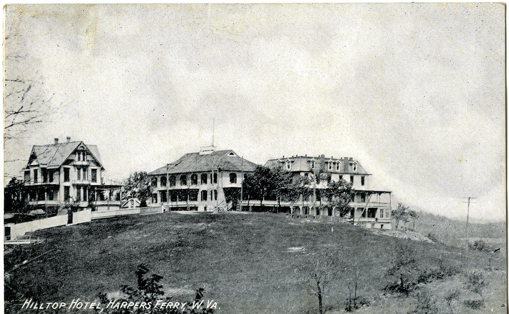 Hilltop House Hotel, 1909