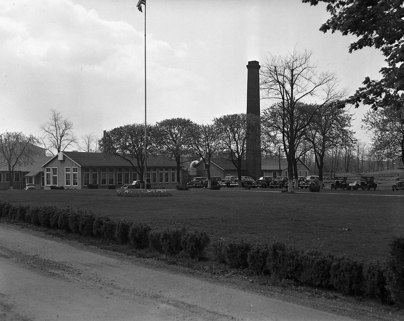 Powhatan Brass & Iron Works, 1948