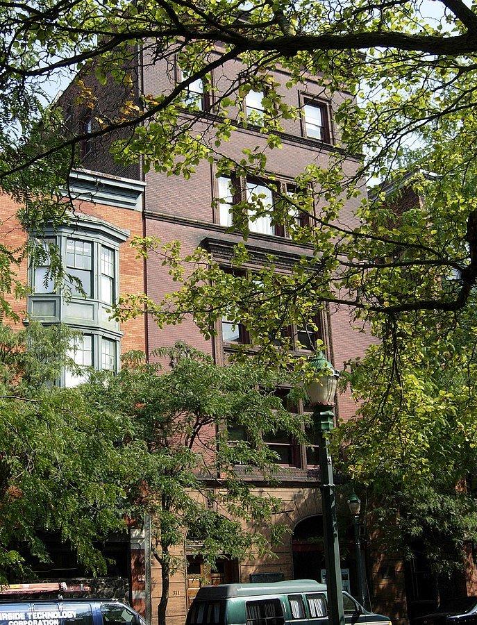 Central New York Telephone & Telegraph Building, Syracuse, NY