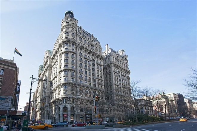 The Ansonia today