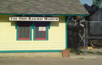 If you love trains, Ohio Railway Museum is the place to be