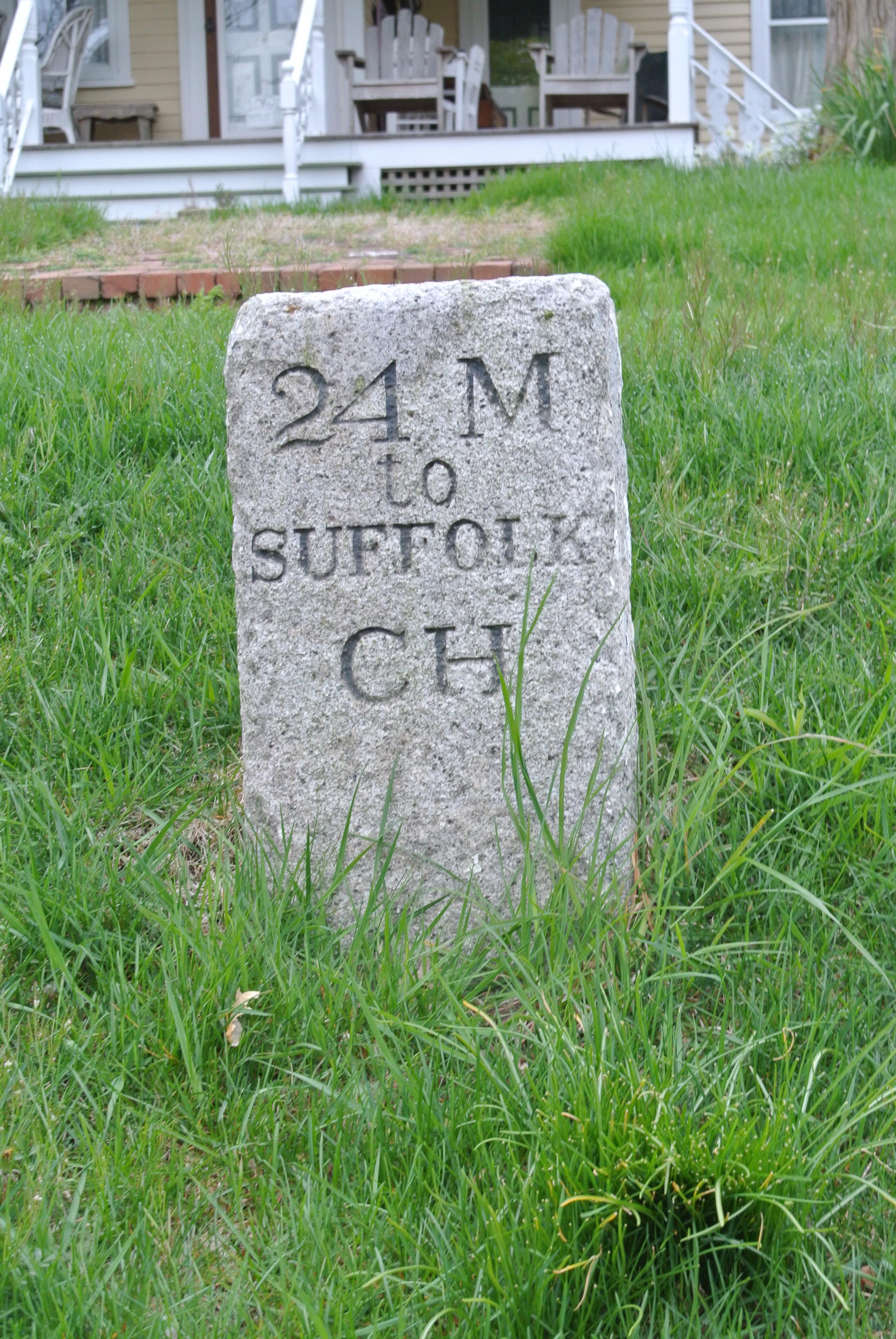 Southold Town Milestone #24