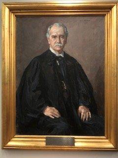 Alexander  C. King Portrait