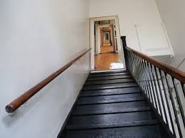 The staircase to nowhere