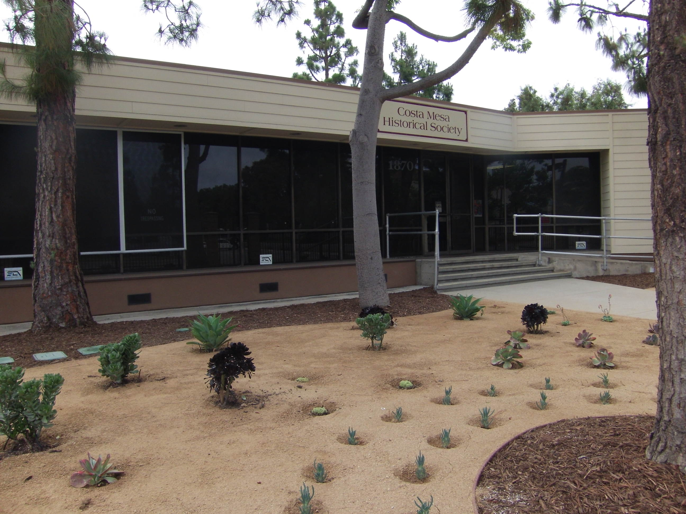 The museum and archive is located near Costa Mesa's downtown library-a convenient location for those interested in genealogical research or learning more about the region's history.