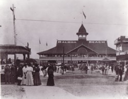 The Pavilion in the early 1900s