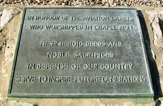 Aviation Cadets Memorial