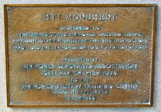 MTI Monument