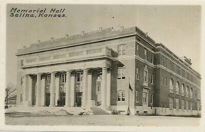 Photo of Memorial Hall in 1935