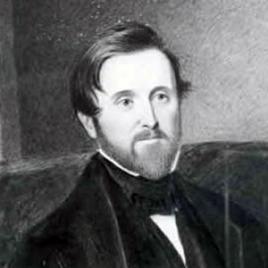 Architect Alexander Jackson Davis (1803-1892)