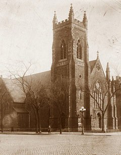 The Trinity Episcopal Church courtesy of CML.