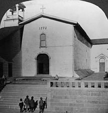 Mission in 1900.