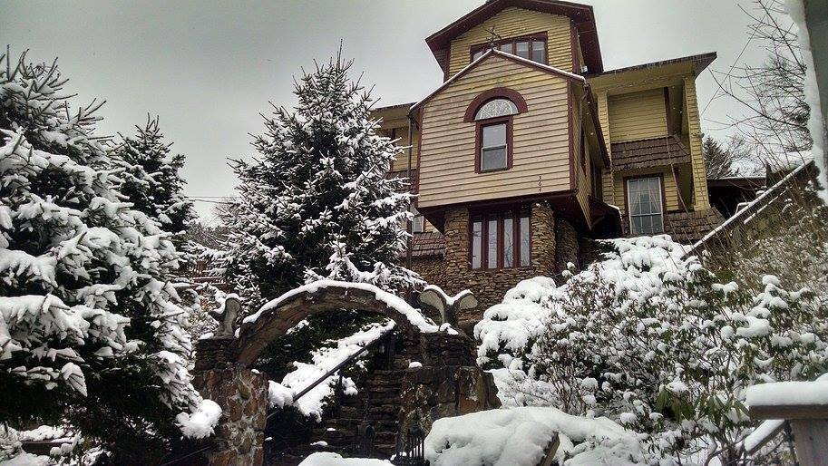The Mountain Primrose Bed & Breakfast opened in 2015 within a historic home that once served as a boarding house for miners.