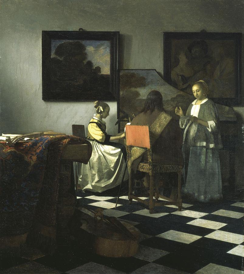 The Concert (Vermeer)