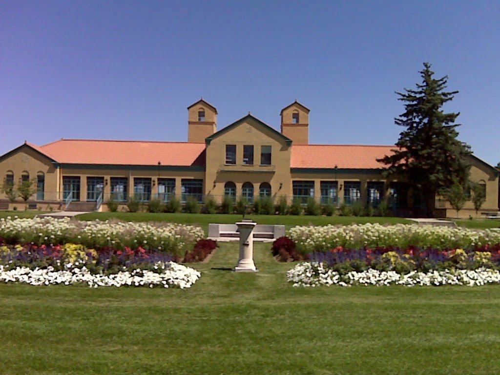 Pavilion Front